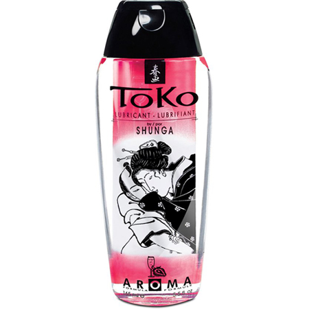 Shunga - Toko Glijmiddel - Strawberry Sparkling Wine