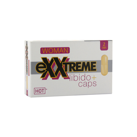 HOT eXXtreme libido caps woman 1x2 pcs