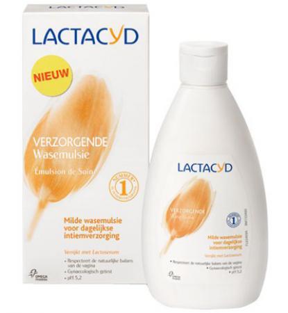 Lactacyd Intieme Wasemulsie - 300ml