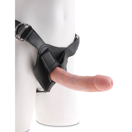 King Cock Strap-on Harnas - 20 cm