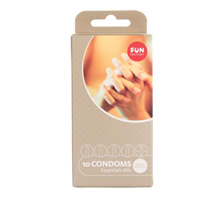 Essentials Condoom Mix - 10 Stuks