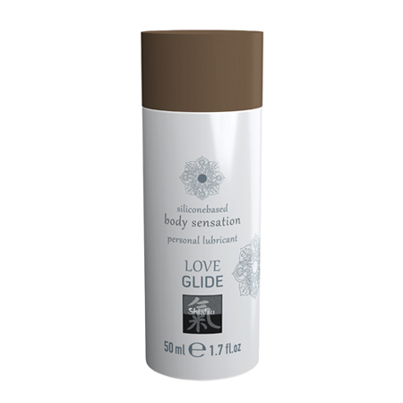 Love Glide Siliconen Glijmiddel - 50 ml