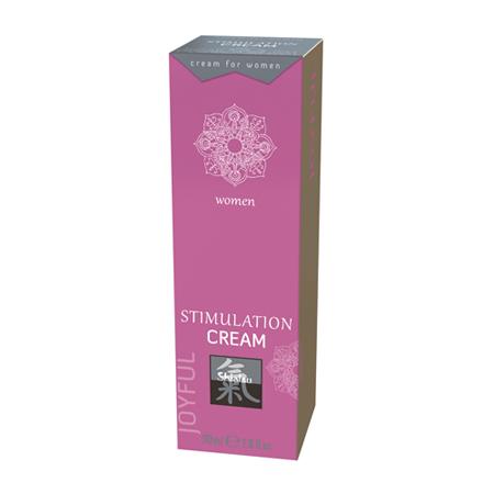 Stimulatie Crème