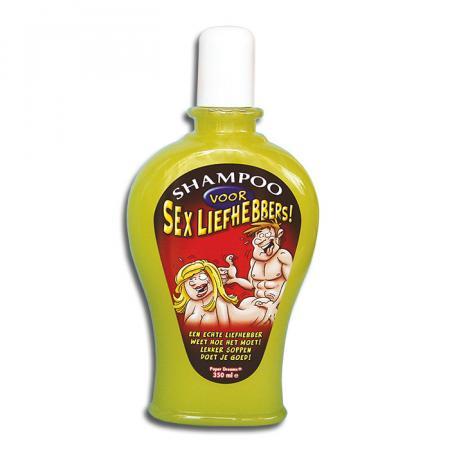 Fun Shampoo - Sexliefhebbers