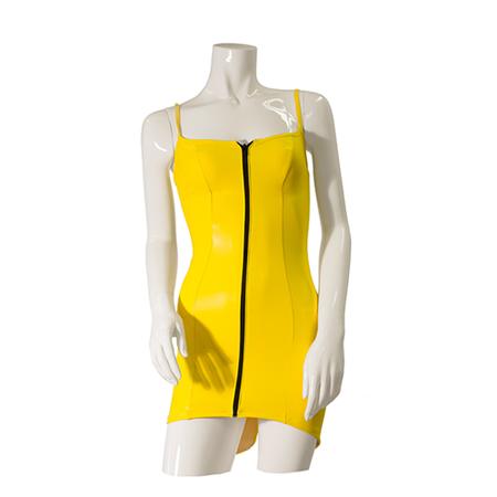 GP Datex Kleid mit Reißverschluss vorne