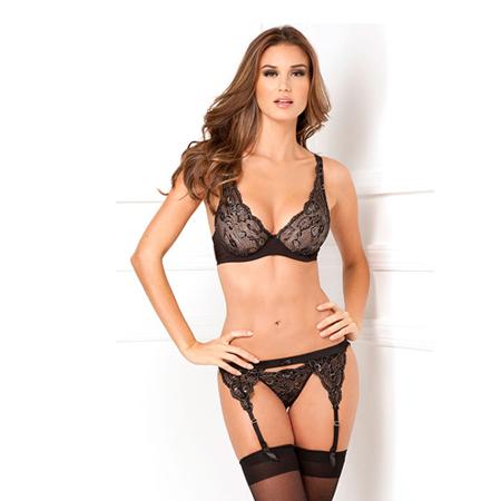 Kanten lingerie set