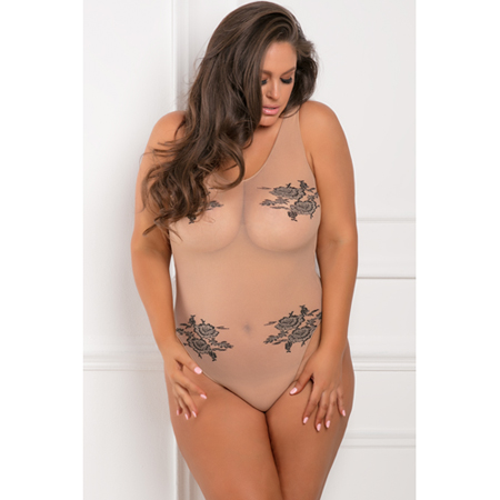Romantic Undertones Plussize Body