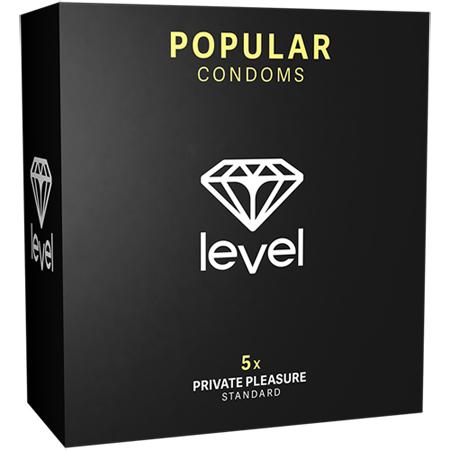 Popular Kondome - 5 Stück