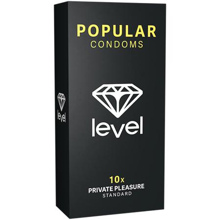 Popular Kondome - 10 Stück