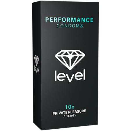 Performance Kondome - 10 Stück