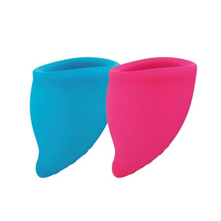 Fun Cup Menstruatiecups Maat A - 2 Stuks