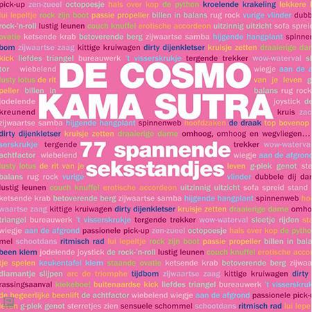 De Cosmo Kama Sutra - 77 spannende seksstandjes