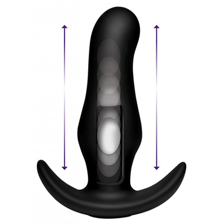 Thump-It Stotende Prostaat Buttplug