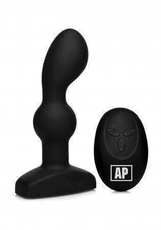 P-Spin Prostata-Vibrator mit rotierenden Perlen