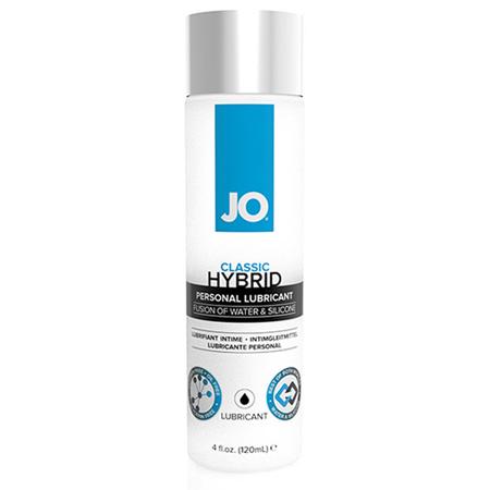 System JO - Classic Hybrid Glijmiddel Op Waterbasis - 120 ml