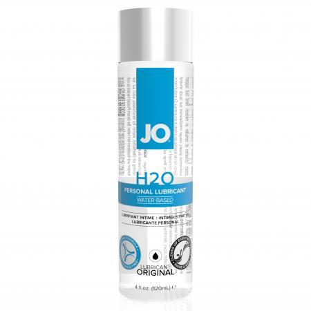 System JO - H2O Glijmiddel Op Waterbasis - 240 ml