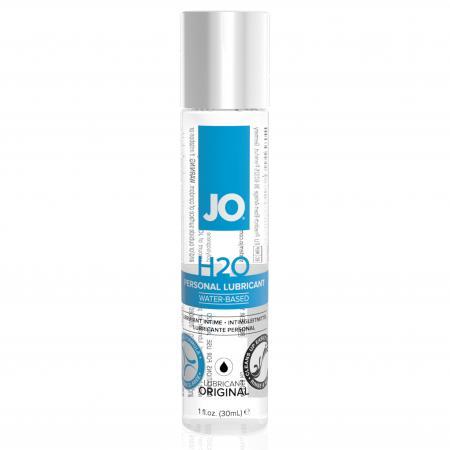 System JO - H2O Glijmiddel Op Waterbasis - 30 ml