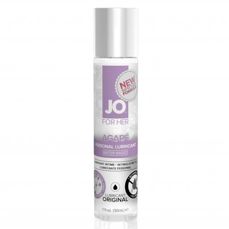 System JO - For Her Agape Glijmiddel Op Waterbasis - 30 ml