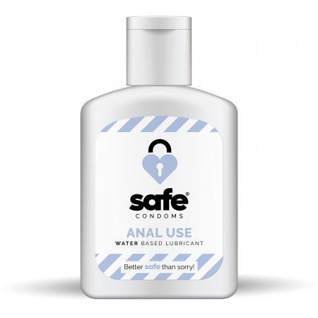SAFE - Anaal Glijmiddel Waterbasis - 125 ml