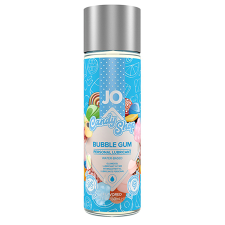 System Jo Candy Shop H2O Bubblegum Glijmiddel - 60ml