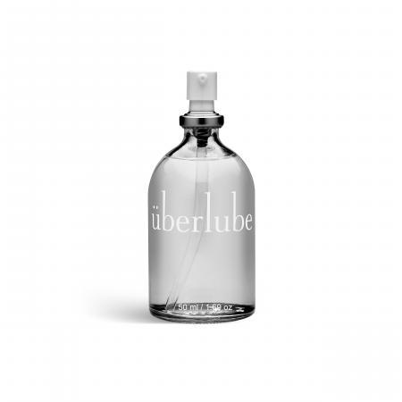 Uberlube - Siliconen Glijmiddel met Pompsysteem - 50 ml