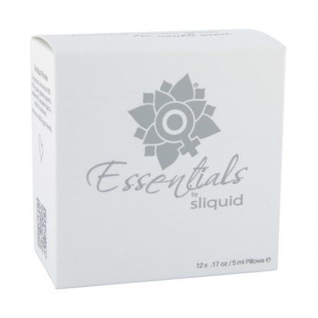 Sliquid Essentials Lube Cube - Glijmiddel set 12 x 5 ml