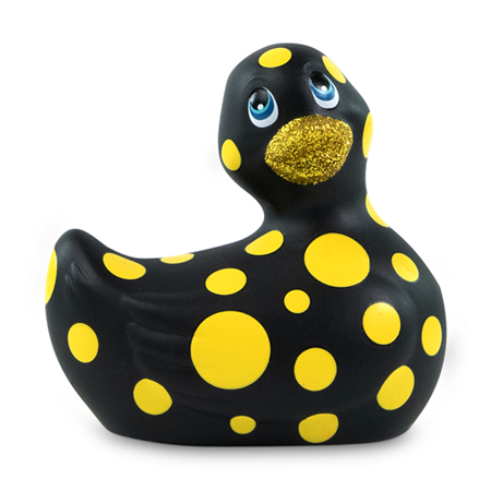 I Rub My Duckie 2.0 Happiness - Zwart