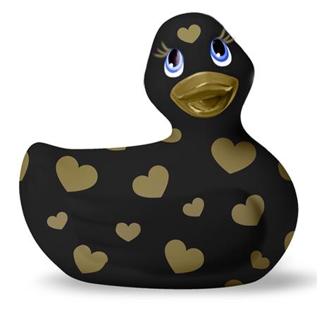 I Rub My Duckie 2.0 Romance - Zwart/Goud