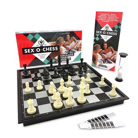 Sex-O-Chess - Het Erotische Schaakspel
