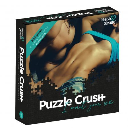 Puzzle Crush - I Want Your Sex