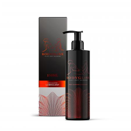 BodyGliss - Erotic Collection Silky Soft Gliding Love - 150 ml