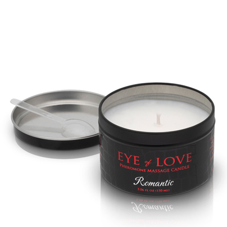 EOL Massage Kaars Romantic voor Hem 150ml