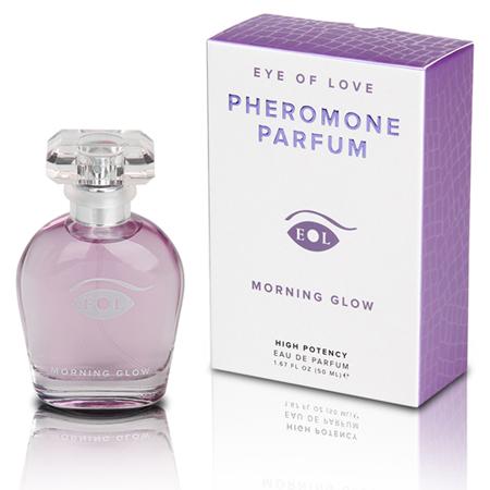 Morning Glow Pheromonparfüm - Frauen wirken anziehender