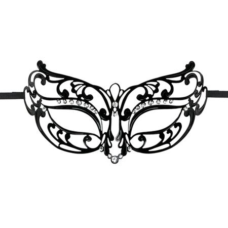 EasyToys – Stilvolle Metallmaske