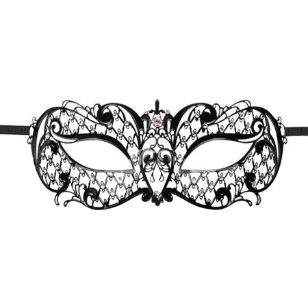EasyToys – Stilvolle Venezianische Maske aus Metall