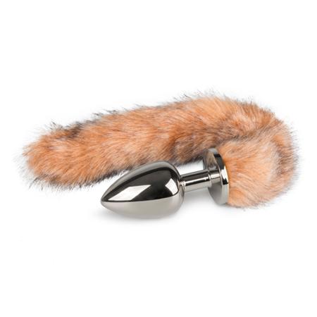 Foxtail-Analplug