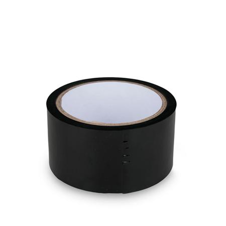 Zwarte bondagetape