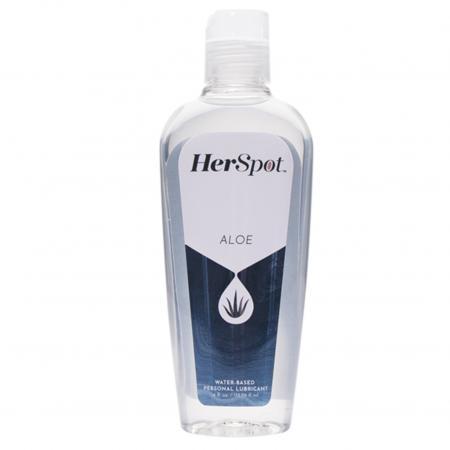 Fleshlight - HerSpot Aloe Glijmiddel Op Waterbasis - 100 ml