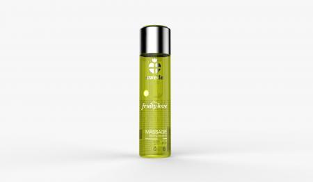 Vanille/Nashipeer Waterbasis Glijmiddel - 60 ml