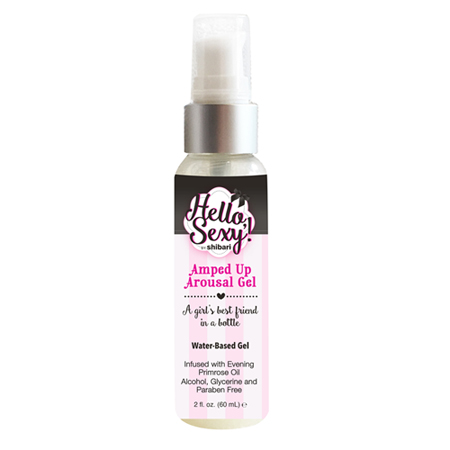 Shibari Hello! Lustopwekkende Gel - 60 ML