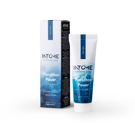 Intome Marathon Powercreme - 30 ml