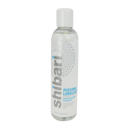 Shibari Glijmiddel Op Waterbasis - 240 ML
