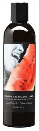 Küssbares Massageöl - Wassermelone