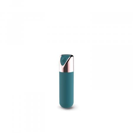 Komet Baby Bullet Vibrator - Teal