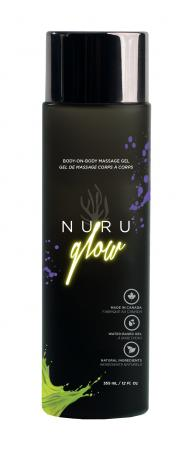 Nuru Glow Body2Body Massagegel – 335 ml