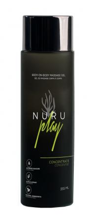 Nuru Play Body2Body Massagegel – 335 ml