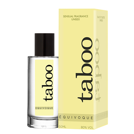 Taboo Equivoque Parfum Unisex 50 ML