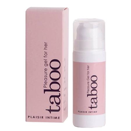 Taboo Pleasure Gel Voor Vrouwen 30 ML