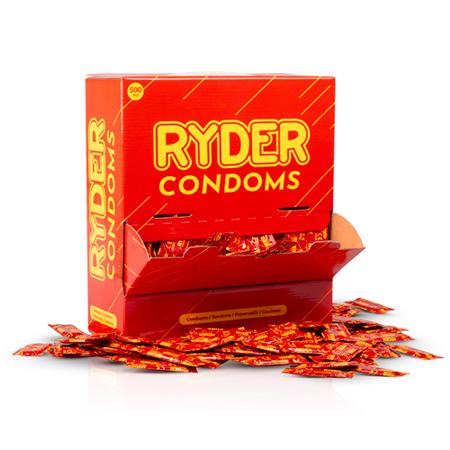 Ryder Kondome - 500 Stück