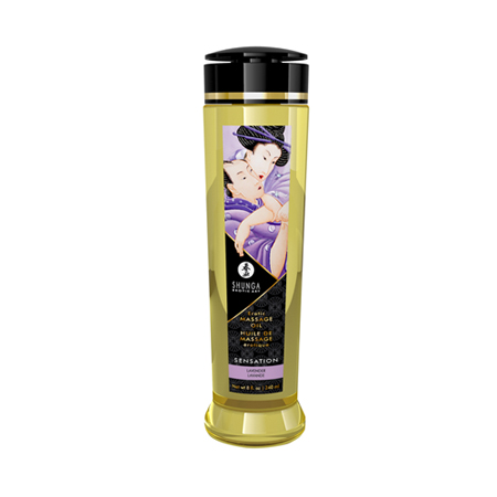 Sensation Massage Olie Lavender 240 ML